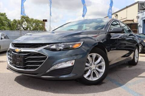 2019 Chevrolet Malibu for sale at OCEAN AUTO SALES in Miami FL