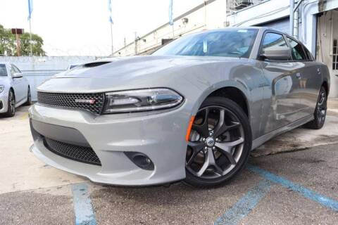 2019 Dodge Charger for sale at OCEAN AUTO SALES in Miami FL
