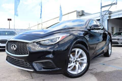 2018 Infiniti QX30 for sale at OCEAN AUTO SALES in Miami FL