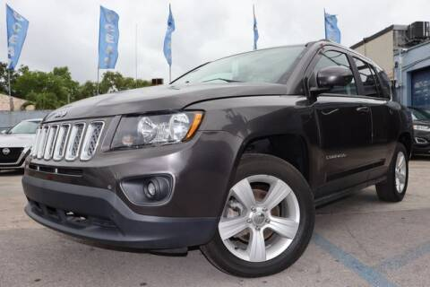 2016 Jeep Compass for sale at OCEAN AUTO SALES in Miami FL