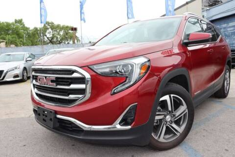 2019 GMC Terrain for sale at OCEAN AUTO SALES in Miami FL