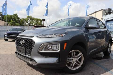 2019 Hyundai Kona for sale at OCEAN AUTO SALES in Miami FL