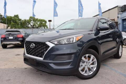 2019 Hyundai Tucson for sale at OCEAN AUTO SALES in Miami FL