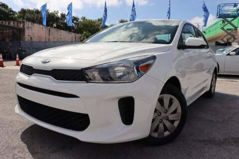 2019 Kia Rio for sale at OCEAN AUTO SALES in Miami FL
