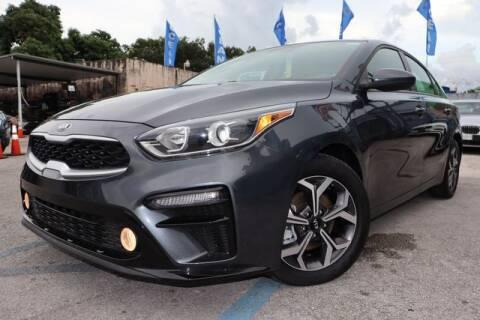 2020 Kia Forte for sale at OCEAN AUTO SALES in Miami FL