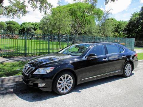2012 Lexus LS 460 for sale in Miami, FL