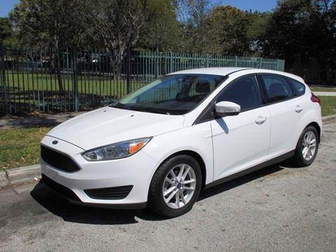 2015 Ford Focus & Ford Used Cars Used Cars For Sale MIAMI OCEAN AUTO SALES markmcfarlin.com