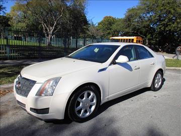 2009 Cadillac CTS for sale in Miami, FL