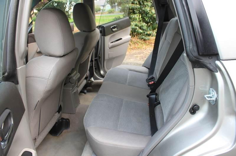 2006 Subaru Forester AWD 2.5 X Premium Package 4dr Wagon 4A - Hillsboro OR