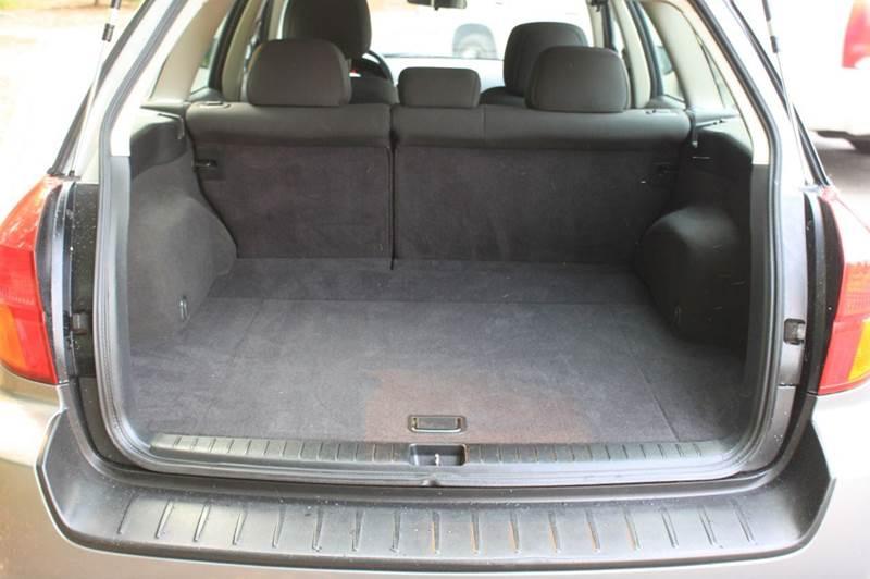 2006 Subaru Outback AWD 2.5i 4dr Wagon w/Automatic - Hillsboro OR