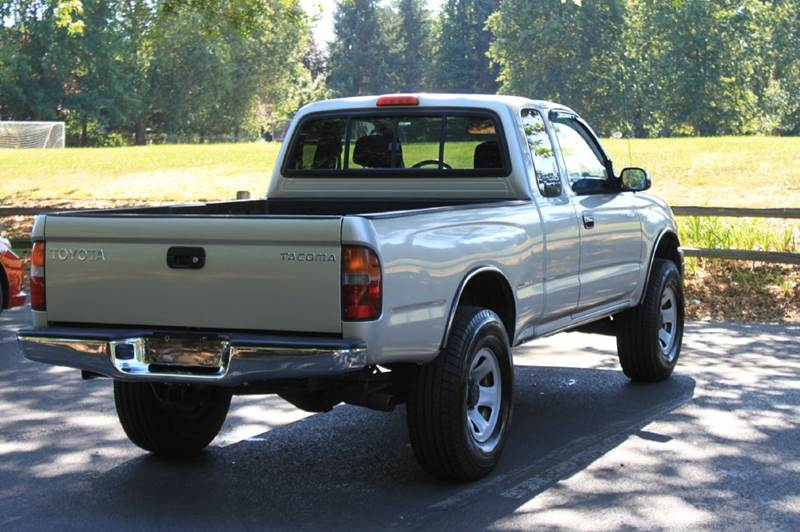 2000 Toyota Tacoma 2dr Prerunner V6 Extended Cab SB - Hillsboro OR