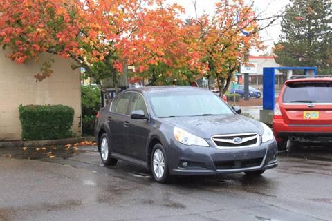 2012 Subaru Legacy for sale in Hillsboro, OR