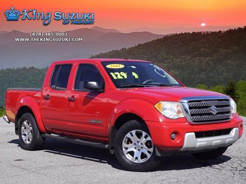 2011 Suzuki Equator for sale in Hickory, NC