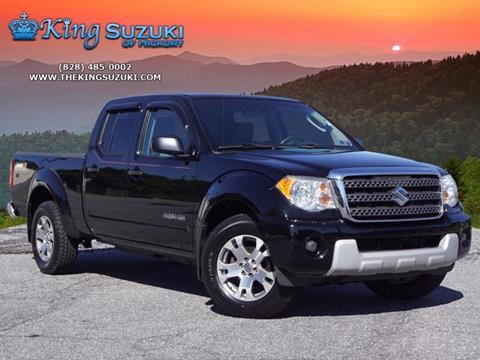 2010 Suzuki Equator for sale in Hickory, NC