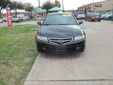 2006 Acura TSX for sale in Houston, TX