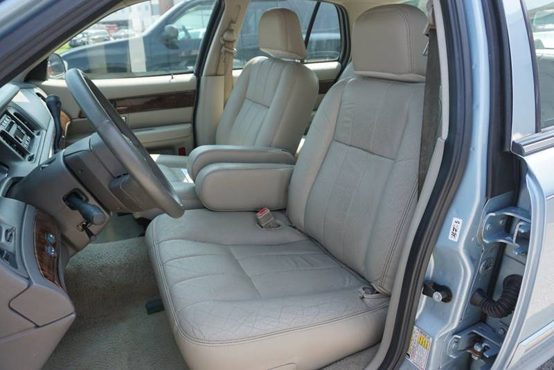 Mercury Grand Marquis Seat Covers Velcromag