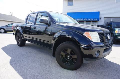2007 Nissan Frontier for sale in Consohocken, PA