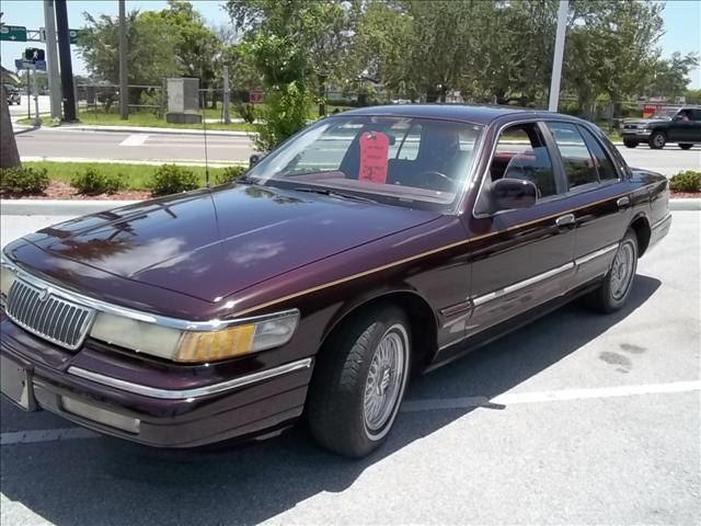1992 Mercury Grand Marquis Ls In Bradenton Fl