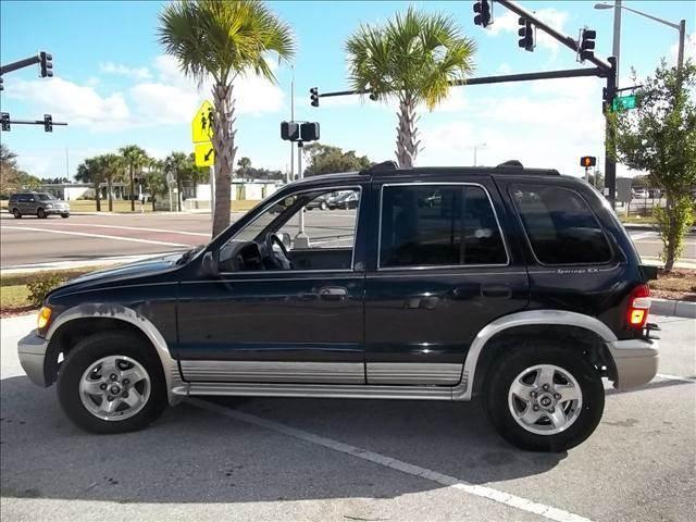 1999 Kia Sportage 2WD   Bradenton FL