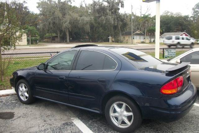 2001 Oldsmobile Alero Gl4 Sedan In Bradenton Fl Atlantic Auto Inc