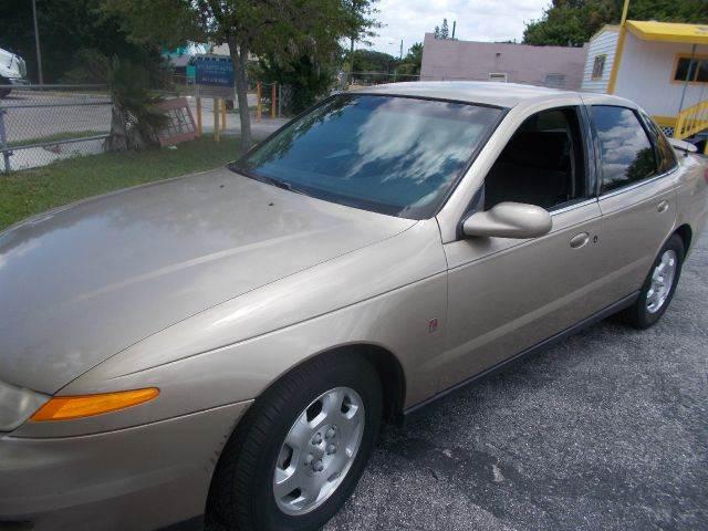 2000 Saturn L Series Ls2 4dr Sedan In Bradenton Fl Atlantic Auto Inc