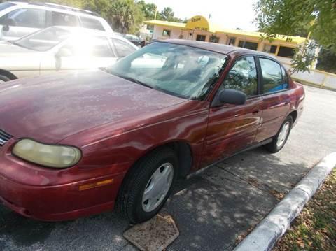 2002 Chevrolet Malibu for sale in Bradenton, FL