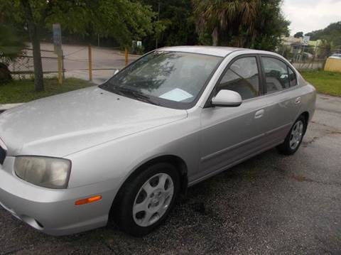2002 Hyundai Elantra for sale in Bradenton, FL