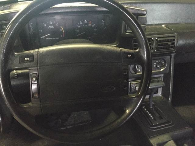 1993 Ford Mustang LX 2dr Convertible - Reidsville NC