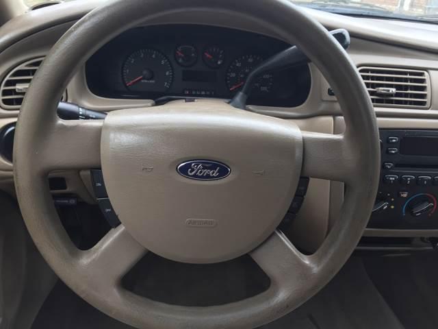 2004 Ford Taurus SE 4dr Sedan - Reidsville NC