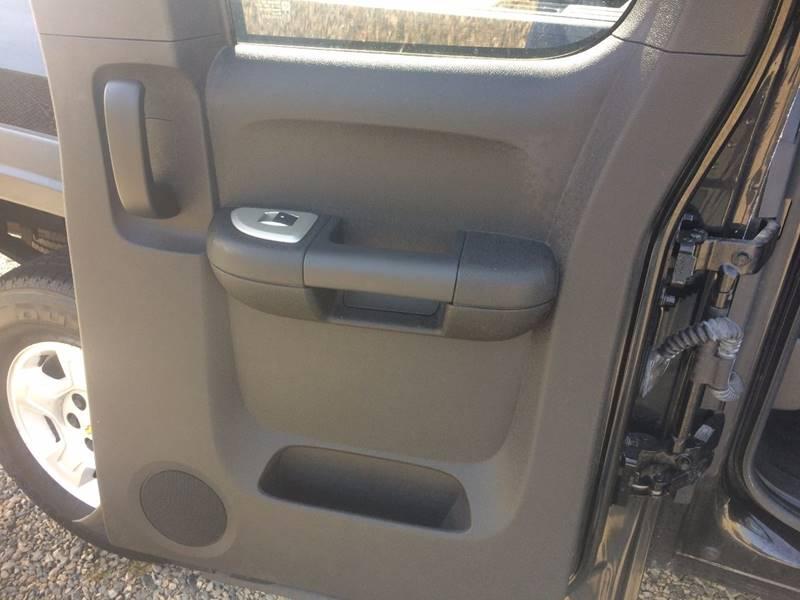 2008 Chevrolet Silverado 1500 4WD LT1 4dr Extended Cab 6.5 ft. SB - Reidsville NC