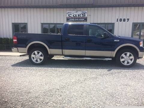 2008 Ford F-150 for sale at Carolina Auto Resale Supercenter in Reidsville NC