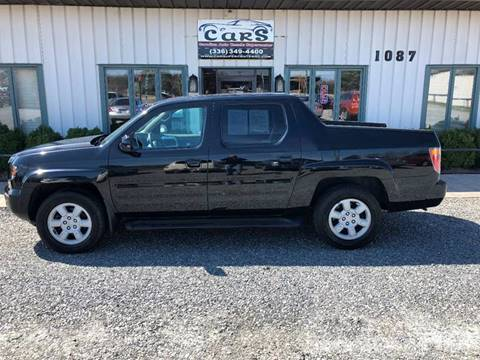 2006 Honda Ridgeline for sale at Carolina Auto Resale Supercenter in Reidsville NC