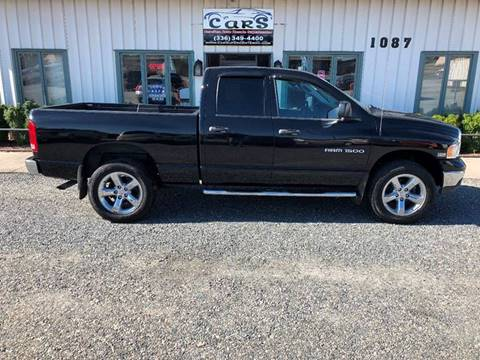 2005 Dodge Ram Pickup 1500 for sale at Carolina Auto Resale Supercenter in Reidsville NC