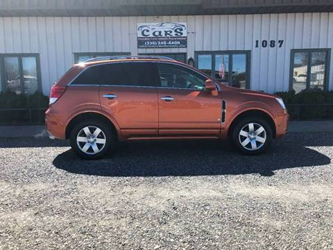 2008 Saturn Vue for sale at Carolina Auto Resale Supercenter in Reidsville NC
