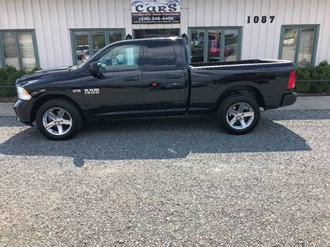 2014 RAM Ram Pickup 1500 for sale at Carolina Auto Resale Supercenter in Reidsville NC