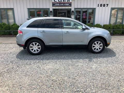 2007 Lincoln MKX for sale at Carolina Auto Resale Supercenter in Reidsville NC