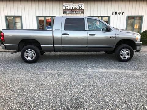 dodge ram pickup 2500 for sale in north carolina. Black Bedroom Furniture Sets. Home Design Ideas