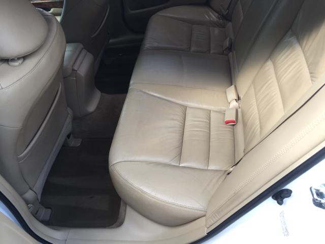 2009 Honda Accord EX-L 4dr Sedan 5A - Reidsville NC