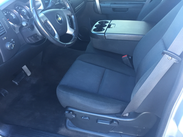 2011 Chevrolet Silverado 1500 LT 4x4 4dr Crew Cab 5.8 ft. SB - Reidsville NC