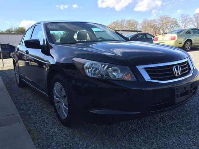 2009 Honda Accord LX 4dr Sedan 5A - Reidsville NC