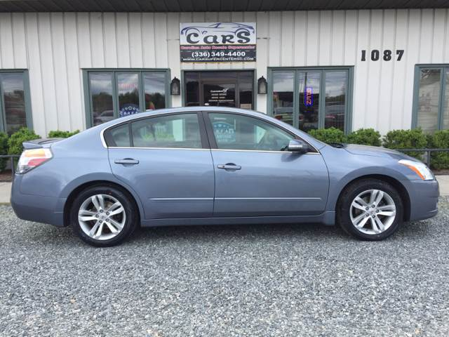 2010 Nissan Altima 3.5 SR 4dr Sedan In Reidsville NC - Carolina Auto ...