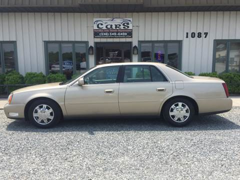 2005 Cadillac DeVille for sale in Reidsville, NC
