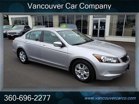 2010 Honda Accord for sale in Vancouver, WA