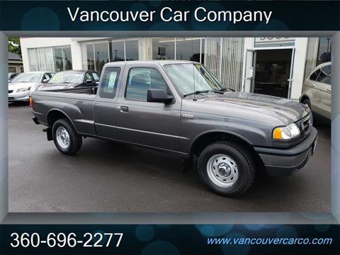 2006 Mazda B-Series Truck for sale in Vancouver, WA