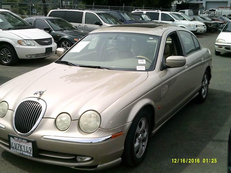 2002 Jaguar S-Type for sale at Mendocino Auto Auction in Ukiah CA