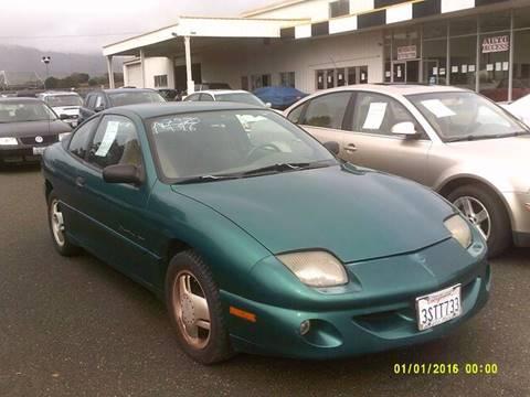 1996 Pontiac Sunfire for sale in Ukiah, CA