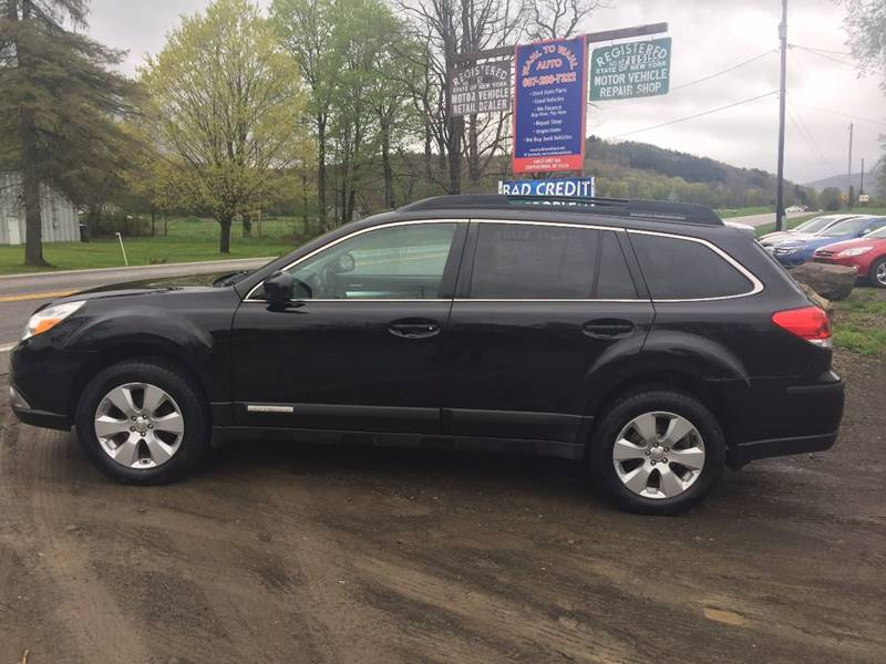 2010 Subaru Outback AWD 2.5i Premium 4dr Wagon CVT - Cooperstown NY