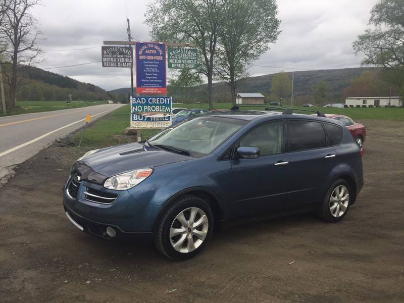 2006 Subaru B9 Tribeca AWD 7-Passenger 4dr SUV w/Beige Int. - Cooperstown NY