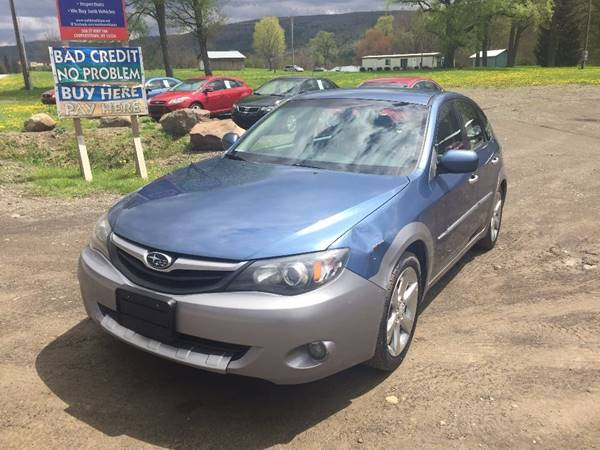 2010 Subaru Impreza AWD Outback Sport 4dr Wagon 4A - Cooperstown NY