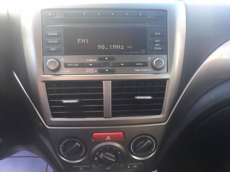 2010 Subaru Impreza AWD 2.5i 4dr Sedan 4A - Cooperstown NY